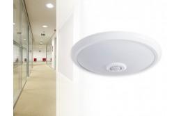 FOGLER LED – современный и энергосберегающий плафон с датчиком движения PIR