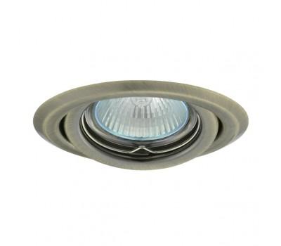Светильник точечный CT-2115-BR/M ARGUS (330)