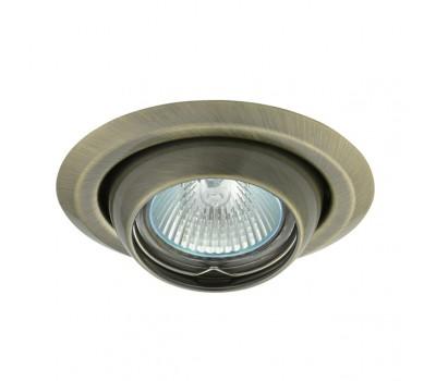 Светильник точечный CT-2117-BR/M ARGUS (336)