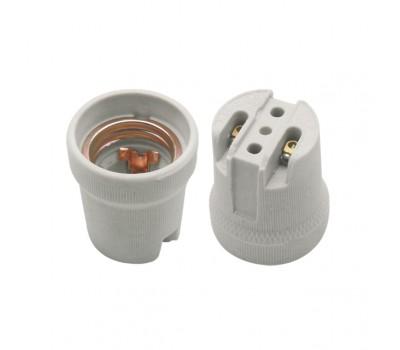 Патрон керамический HLDR-E27 (2160)