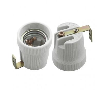Патрон керамический HLDR-E27-F (2161)