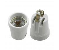 Патрон керамический HLDR-E27-D (2162)