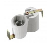 Патрон керамический HLDR-E14-F (2173)
