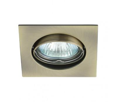 Светильник точечный CTX-DT10-AB NAVI (2554)