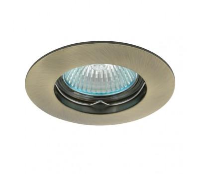 Светильник точечный CTX-DS02B-AB LUTO (2584)