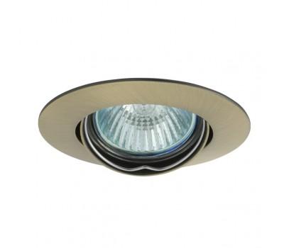 Светильник точечный CTX-DT02B-AB LUTO (2594)