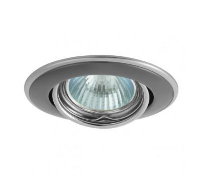 Светильник точечный CTC-3115-GM/N HORN (2834)