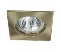 Светильник точечный CTX-DS10-AB NAVI (4693)