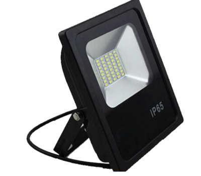 Светодиодный прожектор LEDEX 20W slim (102325)