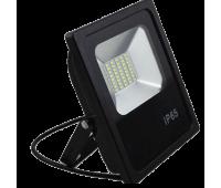 Светодиодный прожектор LEDEX 10W slim SMD (102324)
