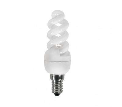 Лампочка люминисцентная ETU-MSS 7W E14/K (12600)