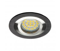 Светильник точечный SEIDY CT-DTO50-B (18288)