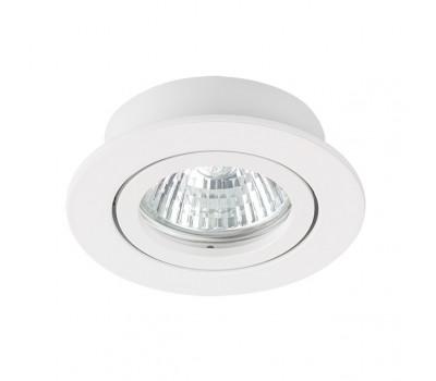 Светильник точечный DALLA CT-DTO50-W (22430)
