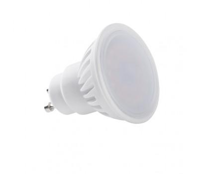 Лампочка светодиодная TEDI MAX LED GU10-WW (23410)