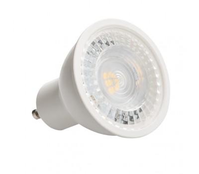 Лампочка светодиодная PRO GU10 LED 7W-NW-W (24501)
