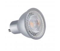 Лампочка светодиодная PRO GU10 LED 7W-WW (24503)