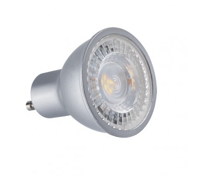 Лампочка светодиодная PRO GU10 LED 7W-CW (24505)