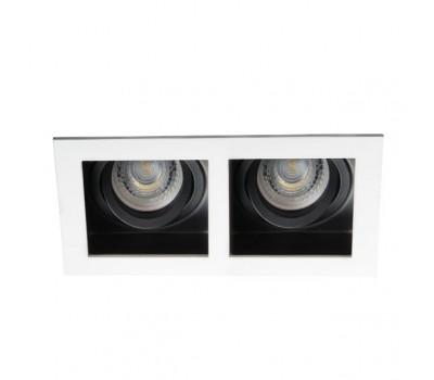 Светильник точечный ARET 2XMR16-W (26723)