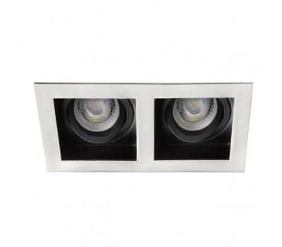 Светильник точечный ARET 2XMR16-C/M (26725)