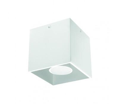 Светильник типа down-light ALGO GU10 CL-W (27032)