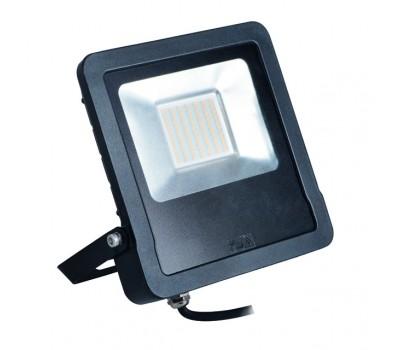 Прожектор светодиодный ANTOS LED 50W-NW B (27093)