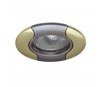 Светильник точечный CT-DS14SN/G AKRA (4786)